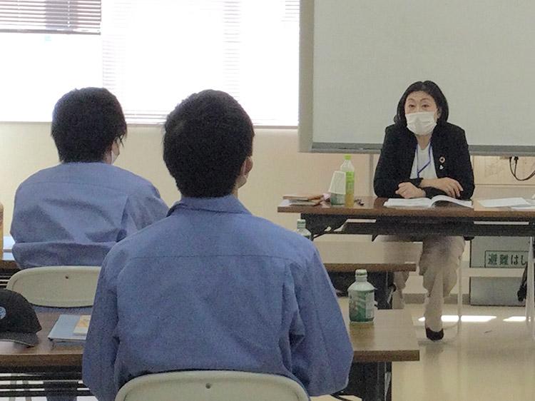 「現場力向上コンサルタント」三ツ谷佐代子先生